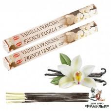 Благовония HEM FRENCH VANILLA/французская ваниль (шестигранник)