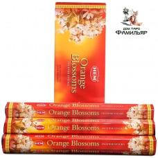 Благовония HEM Hexa ORANGE Blossom-Цветение Апельсина