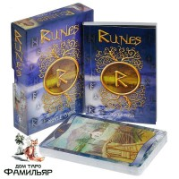 Оракул Руны (Италия) Runes Oracle cards