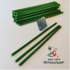 Зелёные свечи (50 мин)
