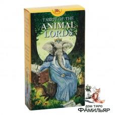 Tarot of the Animal Lords (Италия. Оригинал)