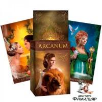 Таро Арканум (Италия) Arcanum Tarot