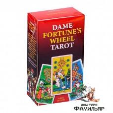 Таро Колесо Госпожа Удача (Италия) Dame Fortune's Wheel Tarot