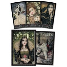Таро Вампиров Фантасмагория The Tarot of Vampyres (Йен Дэниелс)