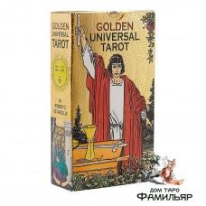 Золотое Универсальное Таро (Италия) Golden Universal Tarot