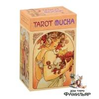 Таро Альфонса Мухи (Италия) Tarot Mucha