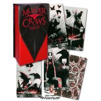 Таро Ворон Смерти лимитированное издание / Murder of Crows Tarot