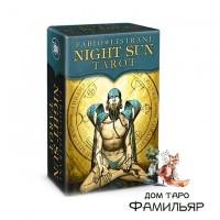 Таро Ночного солнца мини (Италия) - Night Sun Tarot