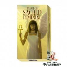 Таро Священной женственности (Италия) Tarot of Sacred Feminine