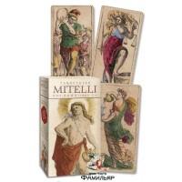 Тароччино Мителли, Болонья 1660 г | Tarocchino Mitelli. Bologna 1660