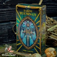 Таро Иллюминатов (Италия) Tarot Illuminati