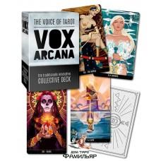 Голос Таро Вокс Аркана (Италия) The voice of tarot Vox Arcana