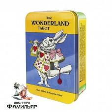 Таро Страны чудес | The Wonderland Tarot in tin