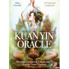 Kuan Yin Oracle - Оракул Blue angel (англ)