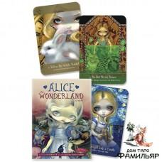 Алиса в стране чудес оракул | Alice: The Wonderland Oracle