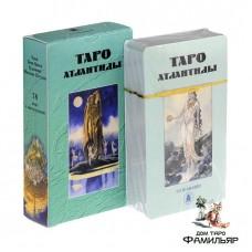 Таро Атлантиды (Tarot of Atlantis) Италия