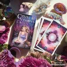 Таро Кристального видения/Crystal Visions Tarot (Испания)