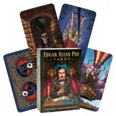 Таро Эдгара Аллана По ОРИГИНАЛ   Edgar Allan Poe Tarot