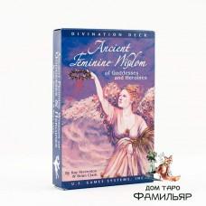 Оракул Древней Женской Мудрости (США) AFW52