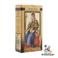 Таро Золотое Флорентийское (Golden Tarot Of Renaissance)