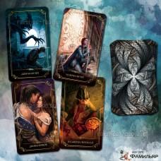Таро Грааль забытых историй ОРИГИНАЛ   The Grail of Forgotten Tales Tarot
