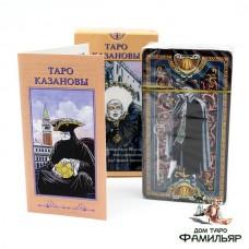 Таро Казановы | Tarot of Casanova (Италия)