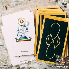 Магическое Таро Фредерика Лионеля | Magic Tarot by Frederic Lionel