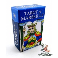 Мини Марсельское Таро | Tarot of Marseille mini (Италия)