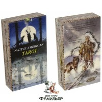 Таро Индейцев Америки (Италия)-Native American Tarot