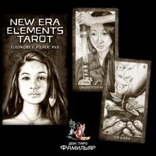 Таро Элементов Новой Эры | New Era Elements Tarot