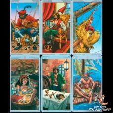Таро Пираты Карибского моря (Италия)-Tarot of Pirates
