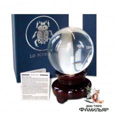Хрустальный шар / магический шар (12 см)