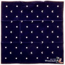 Скатерть Луна и звёзды