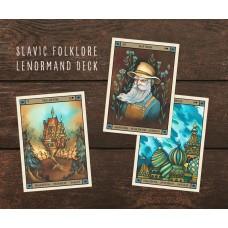 Славянский фольклор Ленорман | Slavic Folklore Lenormand