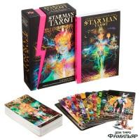 Набор Стармэн Таро | Starman Tarot (Таро+книга на русском языке)