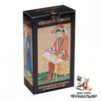 Таро Висконти (на русском языке) Италия