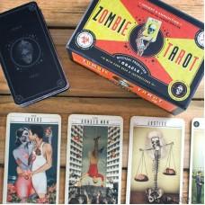 Таро Зомби ОРИГИНАЛ | The Zombie Tarot