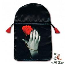Мешочек для Таро Роза в руке