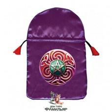 Звезда мага - мешочек для карт Таро